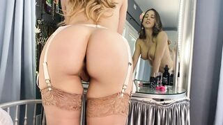 Hawt Wife mother I'd like to fuck Cherie DeVille Helps her REAL Stepson Cum previous to Date with his Daddy