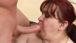 Big Beautiful Woman anal banging