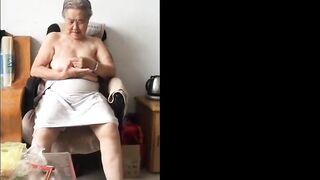Oriental 80 Granny After washroom