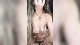 Cum With Me! Hawt Older Mother I'd Like To Fuck Most Good Intensive Female Orgasms Compilation????Loud Groaning!